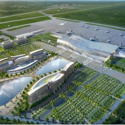 Такси из нового аэропорта Симферополя